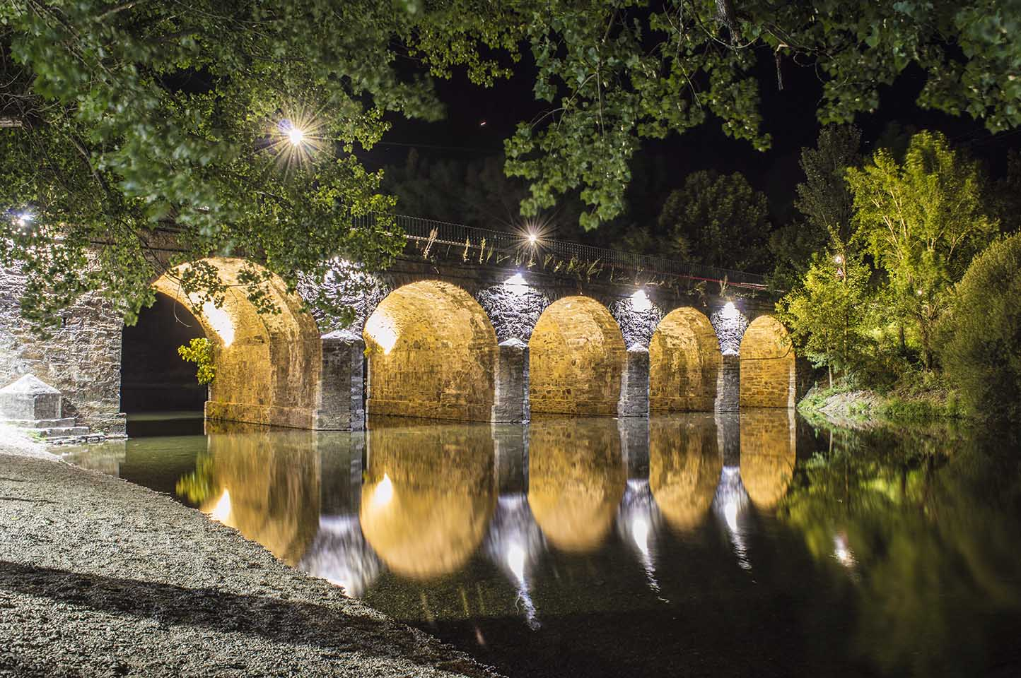 Pinofranqueado y sus noches de verano