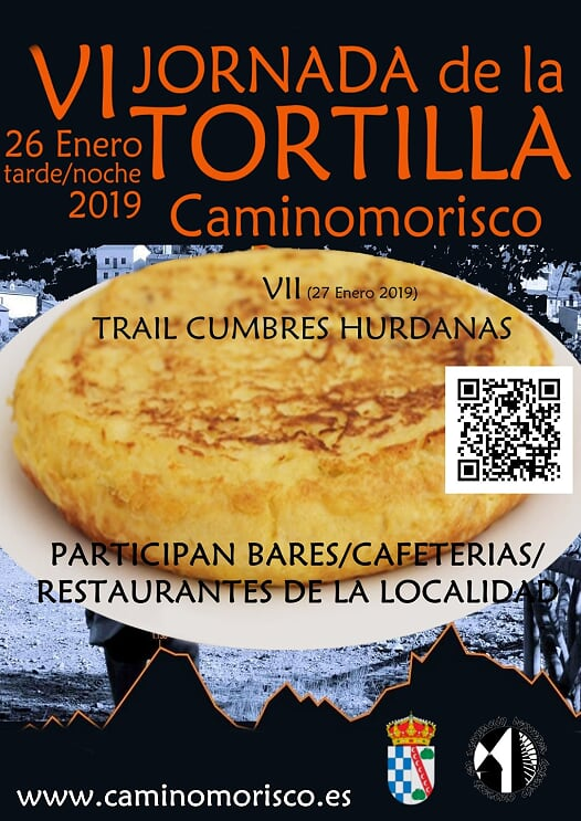 VII Cumbres Hurdanas, el 27 de enero en Caminomorisco, Las Hurdes