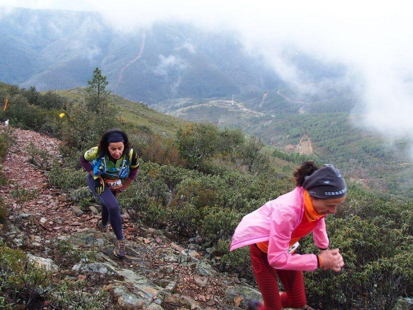 Carrera por montaña de Ladrillar en Las Hurdes