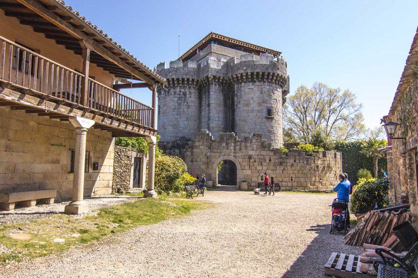 Granadilla y ciudad romana de Cáparra