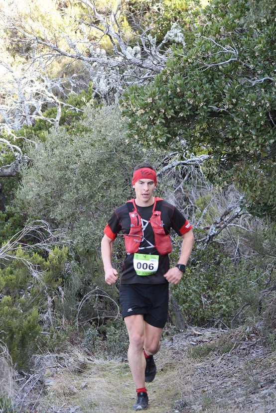 Trail Running en Ladrillar, Las Hurdes