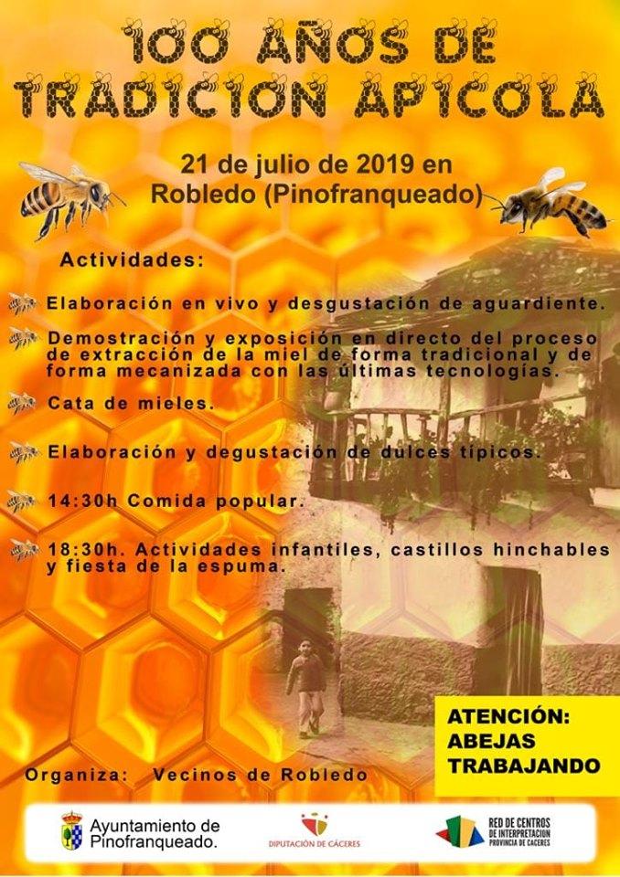 100 años de tradición apícola