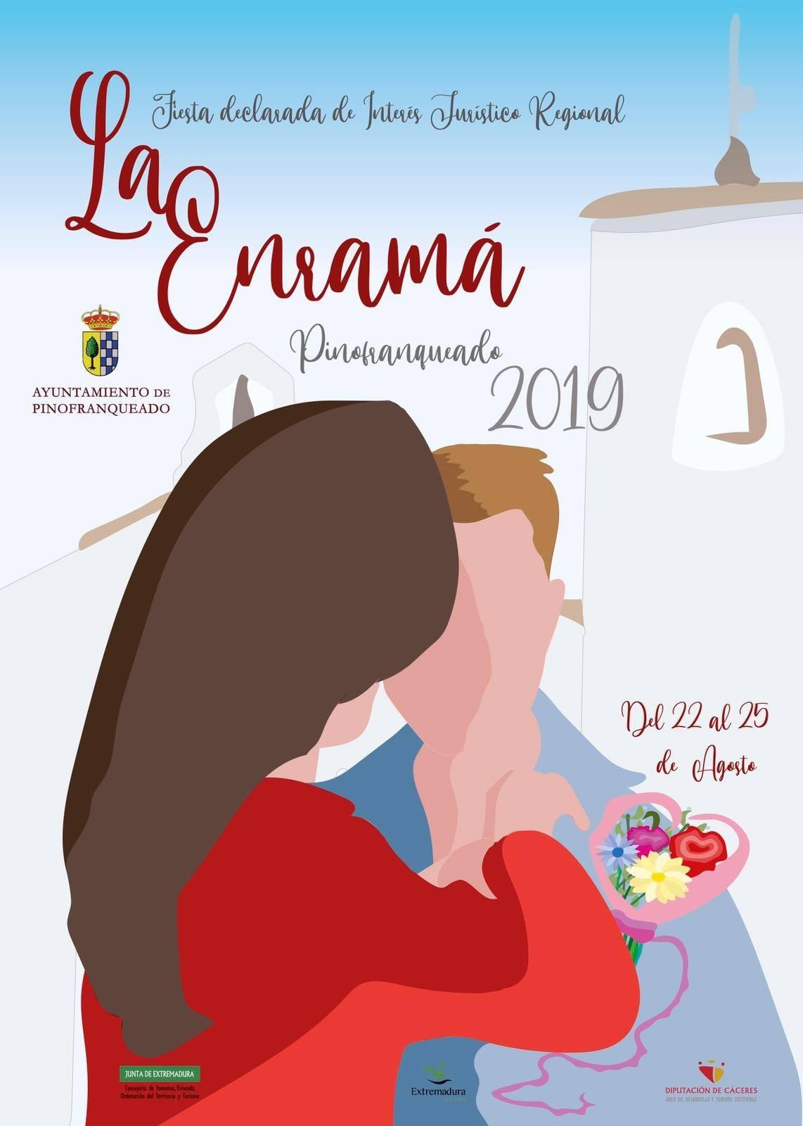 """Ven a """"La Enramá"""", del 22 al 25 de agosto en Pinofranqueado"""
