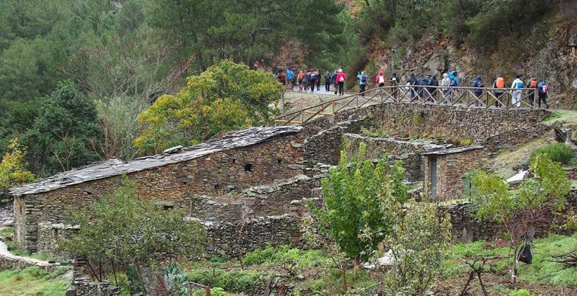 """Ruta senderismo """"Valle del Esperabán"""""""