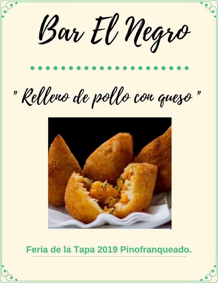 Feria de la tapa 2019 en Pinofranqueado