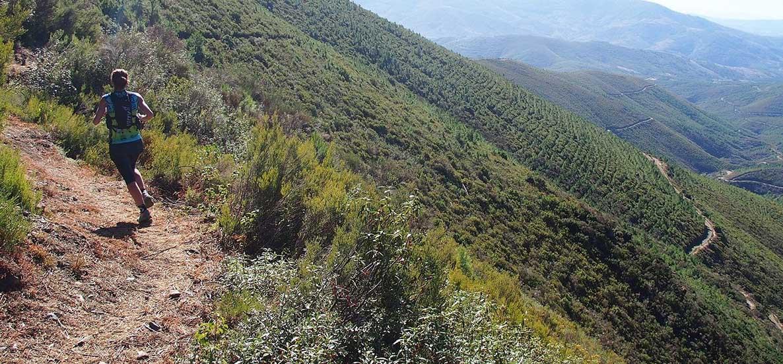 VIII Trail Cumbres Hurdanas, el 26 de enero en Caminomorisco, Las Hurdes