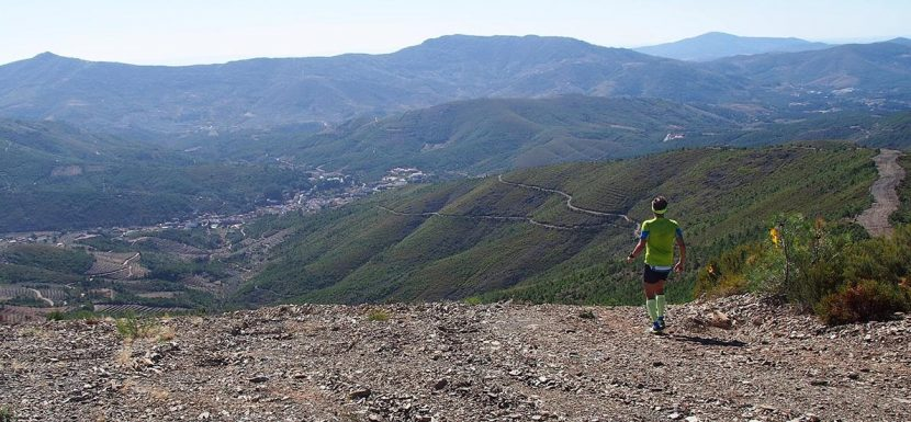 VIII Trail Cumbres Hurdanas