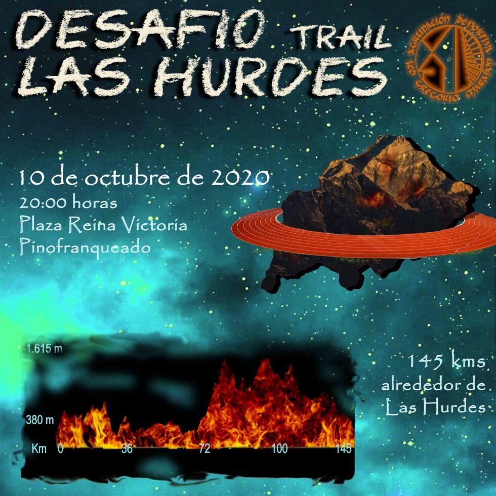 Desafío Trail Las Hurdes